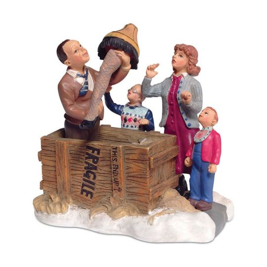 department 56 a christmas story isnt it beautiful accessory figurine
