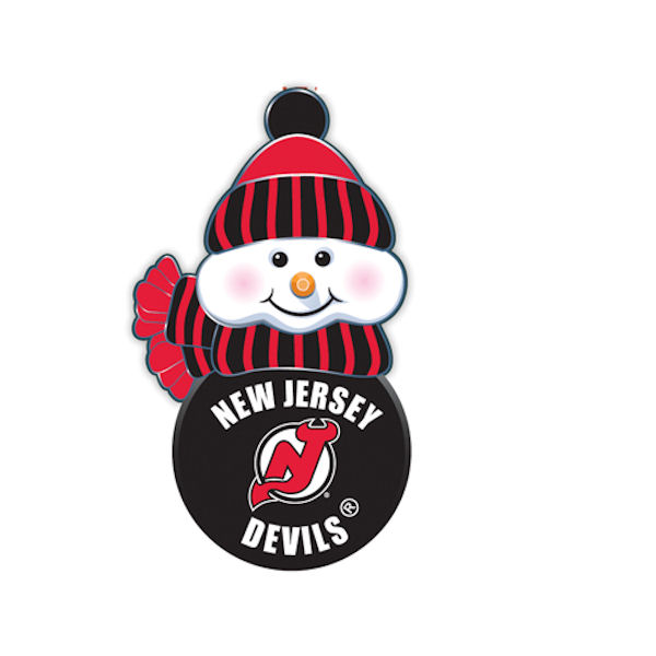 Stadium Christmas Lights Nj: Scottish Christmas New Jersey Devils All Star Light Up