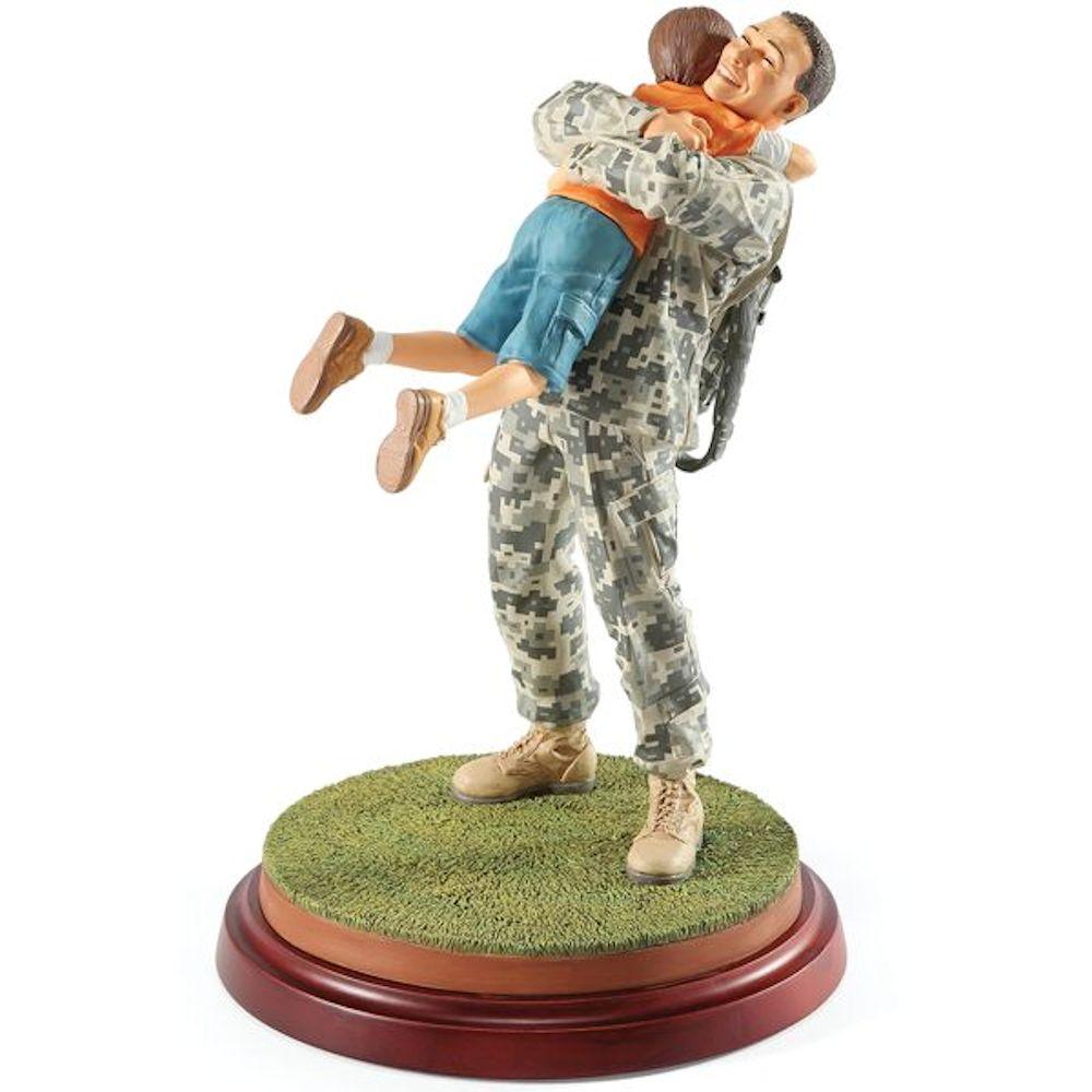 Lenox Thomas Blackshear S Coming Home Ivory Figurine