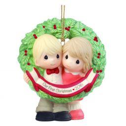 Christmas Ornaments: Precious Moments: Fitzula's Gift Shop