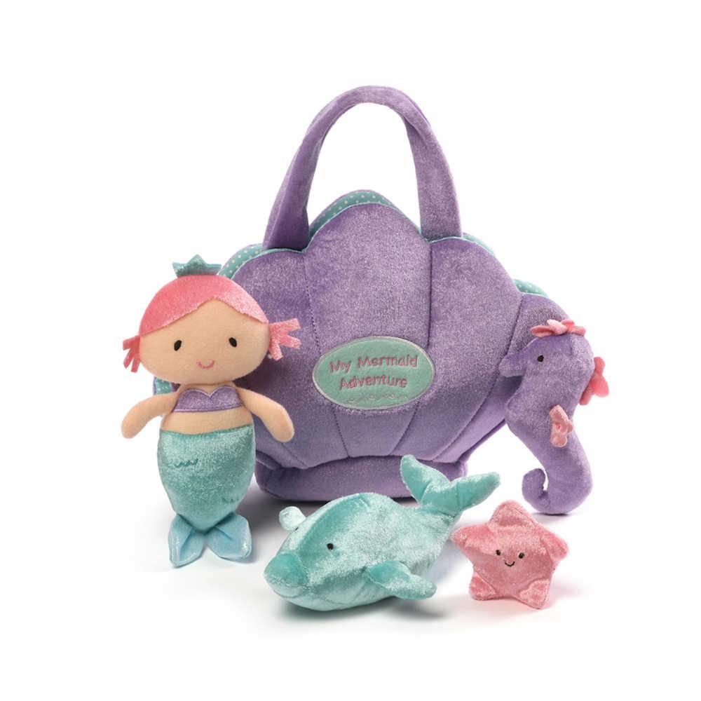 Gund Baby Mermaid Adventure Plush Playset Fitzula S Gift Shop