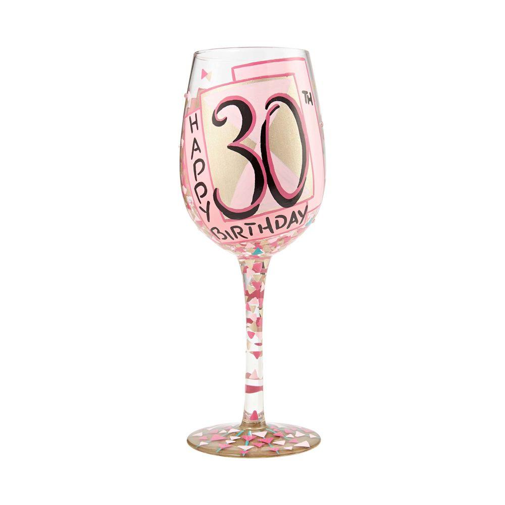Lolita 30th Birthday Wine Glass Fitzula S Gift Shop