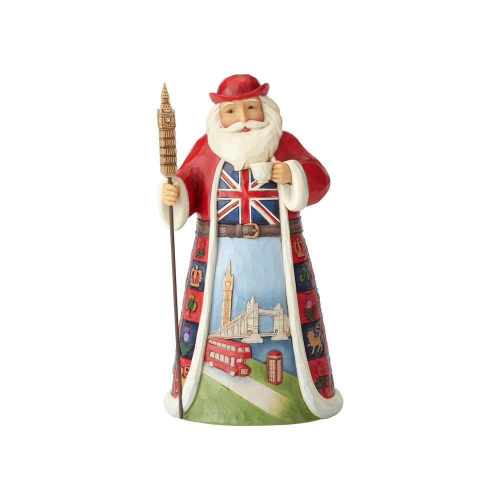 Heartwood Creek A British Christmas British Santa